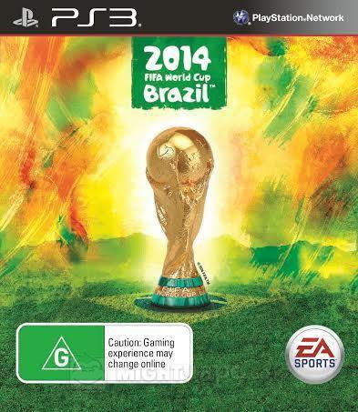2014 Fifa World Cup Brazil Champions Edition PS3
