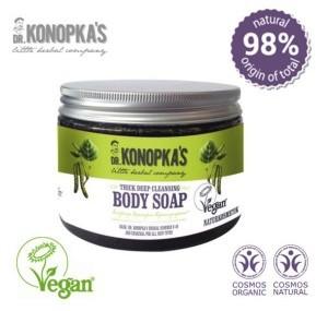 Dr. Konopka's Głęboko oczyszczajšce gęste mydło do ciała do wszystkich typów skóry 500ml DR. KONOPKA
