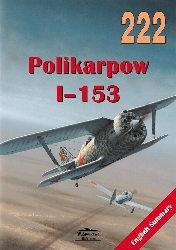 M. Maslow POLIKARPOW I-153 MILITARIA 222