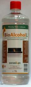 Globmetal Biopaliwo do kominków 1L by B-1L
