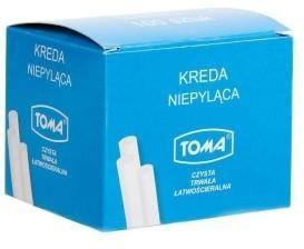TOMA Kreda biała 100szt TO057