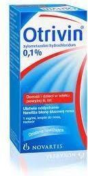 Novartis Otrivin 0,1% 10 ml
