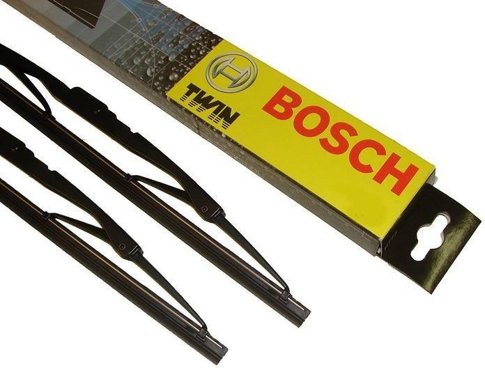 Bosch Pióra wycieraczek Twin 653 650+400 mm
