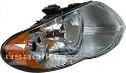 ROZNI Prawy reflektor USA Dodge Caravan 2005-2007
