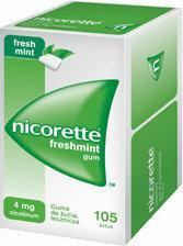 McNeil Nicorette Freshmint 4mg 105 szt.