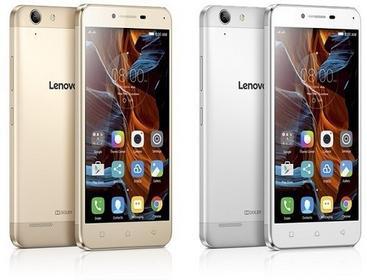 Lenovo Vibe K5 Plus Srebrny