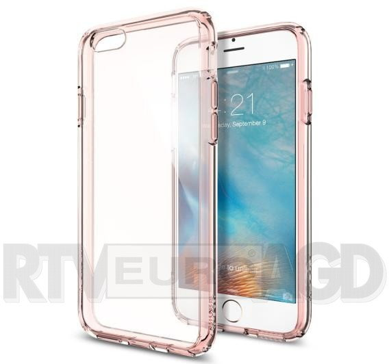 Spigen Ultra Hybrid SGP11726 iPhone 6s Plus różowy SGP11726