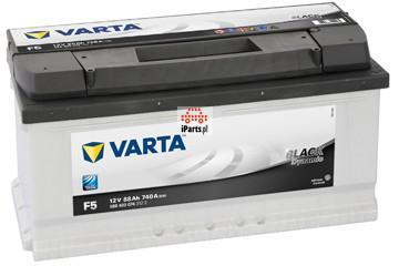 Varta BLACK dynamic 80Ah/740A 12V