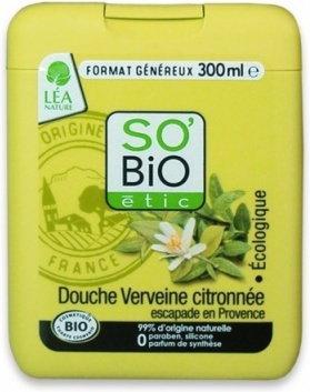 So Bio etic Żel pod prysznic ucieczka do Prowansji - cytrynowo-werbenowa herbata 300ml