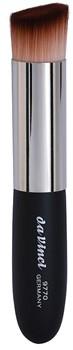 da Vinci Classic pędzel do makijażu i różu w kremie No 9770 Brush For Foundation & Creme Blush