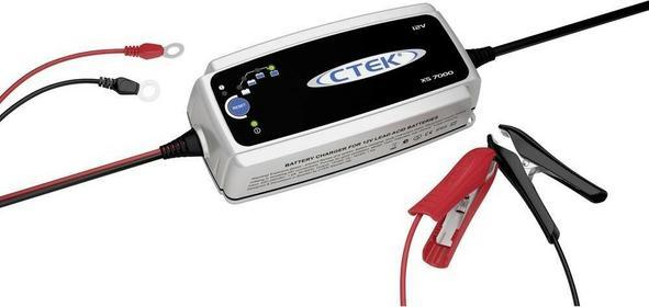 CTEK Prostownik automatyczny XS 7000 56-121 230 V 12 V