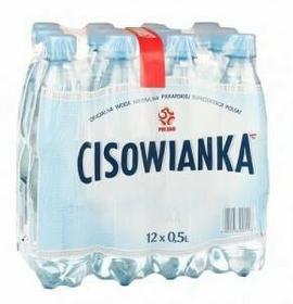 Cisowianka WODA NIEGAZOWANA 0,5 L