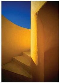 Złote schody - Obraz, reprodukcja