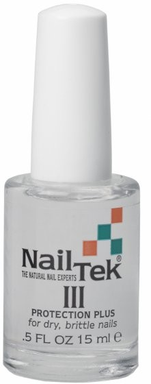 Nail Tek Formuła III, Protection Plus 15ml NK13040