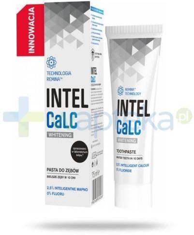 Tołpa  Tołpa Intelcalc whitening pasta do zębów 75 ml 1126640