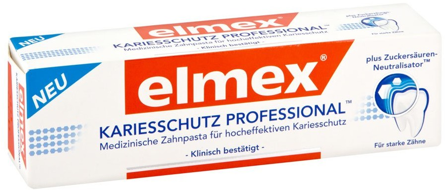 Gaba International Professional pasta przeciw próchnicy CP GABA GmbH 75 ml