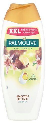 Palmolive Colgate Żel pod prysznic Naturals Delikatna Przyjemność XXL z Olejkiem Makadamia i Kakao 500 ml