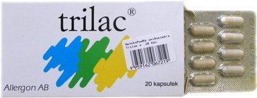 Pharmacia Trilac 20 szt.