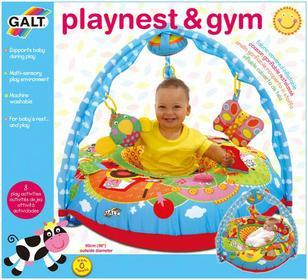 Galt GALT Kojec dla dziecka z drążkiem farma 3