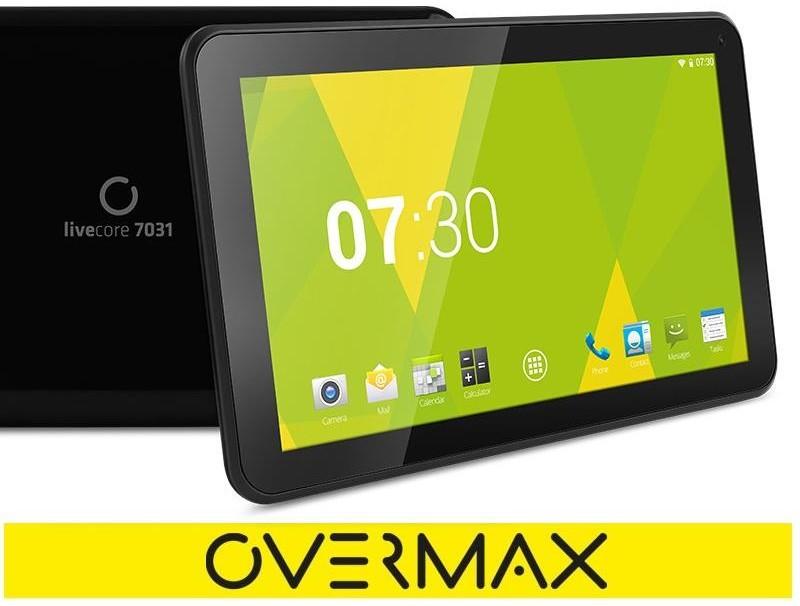 Overmax Livecore 7031 8GB