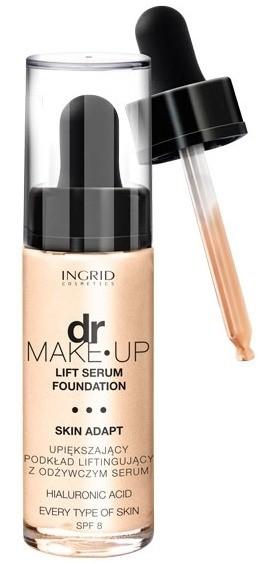 Ingrid Dr Make up Upiększający podkład liftingujący 101 5901468921577