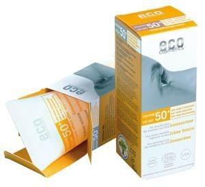 Eco Cosmetics Krem na słońce faktor SPF 50+