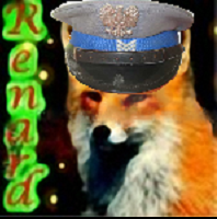 Renard Lis Milicyjny