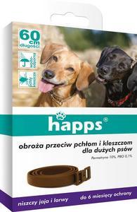 2. Happs: http://allegro.pl/obroza-przeciw-pchlom-i-kleszczom-dla-duzych-psow-i6760795938.html