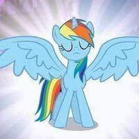 I love a mare named Dashie