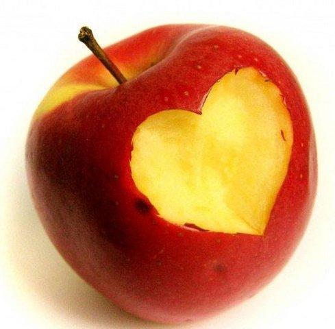 Wcinamy jabłka Ruskim na złość