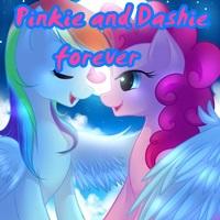 Klub tych,którzy lubią połączenie PinkieDash!
