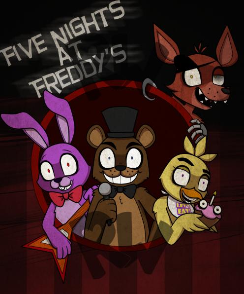 Fani Five Nights At Freddy's