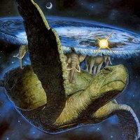 Fanclub żółwia podtrzymującego płaską ziemie