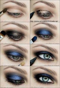 Podoba Wam Się Taki Makijaż Do Lekkiej Czarnej Wieczorowej Sukienki