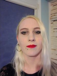Długie Jasny Blond