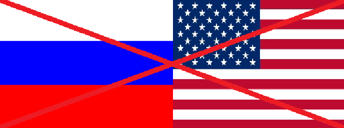 Anty USA i Rosja