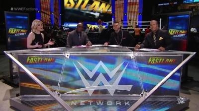 Dyskusje o wrestlingu.