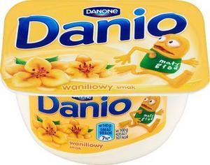 Danio/serki homogenizowane