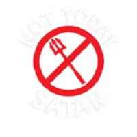 Anty-fanklub Szatana - głównego sprawcy zła na świecie.