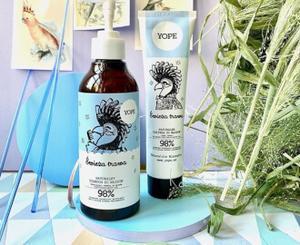 szampon i odżywka jope