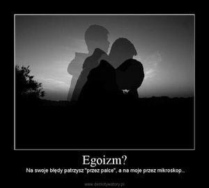 Egoizm
