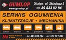 Gumlop Best Drive - serwis opon, wulkanizacja, mechanika
