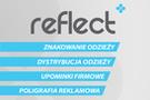 Reflect - Nadruki na koszulkach i produkcja odzieży reklamowej