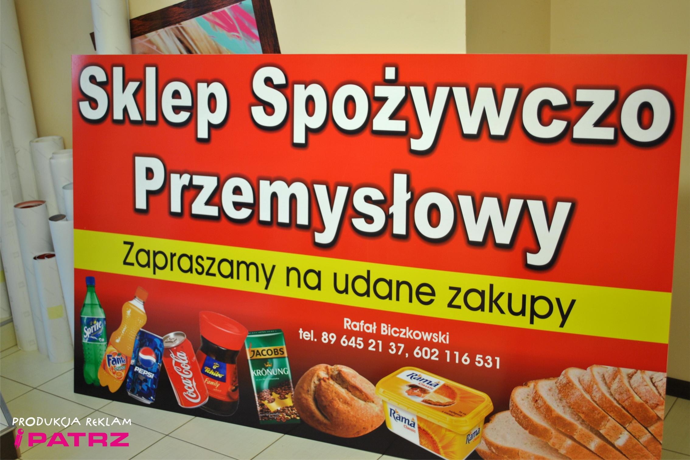 Tylko na zewnątrz Firma poligraficzno-reklamowa PATRZ. Producent reklam i Drukarnia PX16