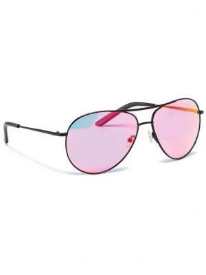 Nike Okulary przeciwsłoneczne Chance M EV1218 016 Czarny