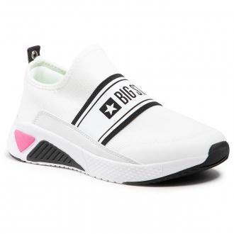 Sneakersy BIG STAR - HH274538 White