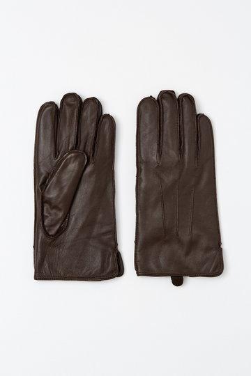 Rękawiczki brązowe Presa Recman