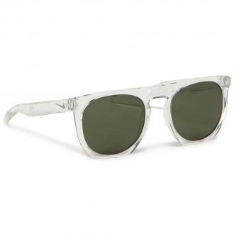 Okulary przeciwsłoneczne NIKE - Flatspot EV0923 903 ClearW/Green