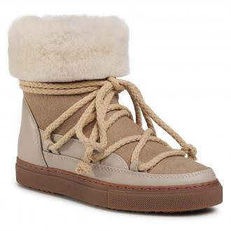 Buty INUIKII - Sneaker Classic High 70207-005 Beige