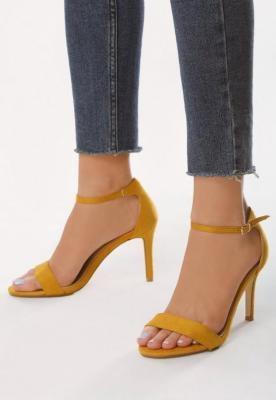 Żółte Sandały Archaism
